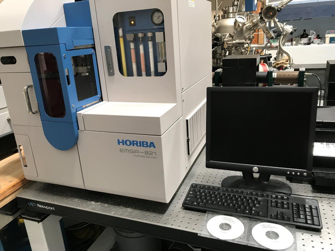 Horiba EMGA-821 Hydrogen Analyzer