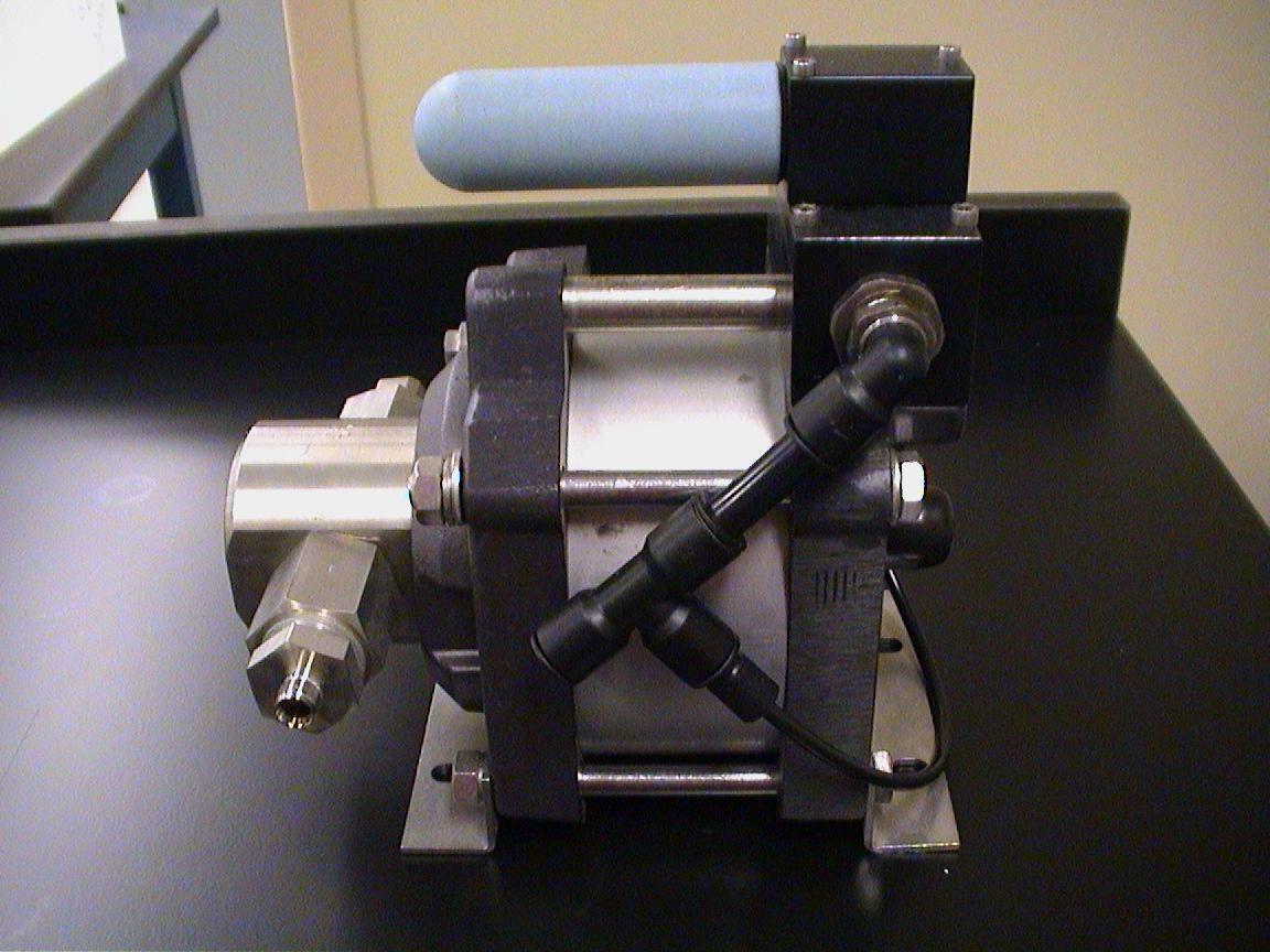 Maximator G35LS High Pressure Air Pump