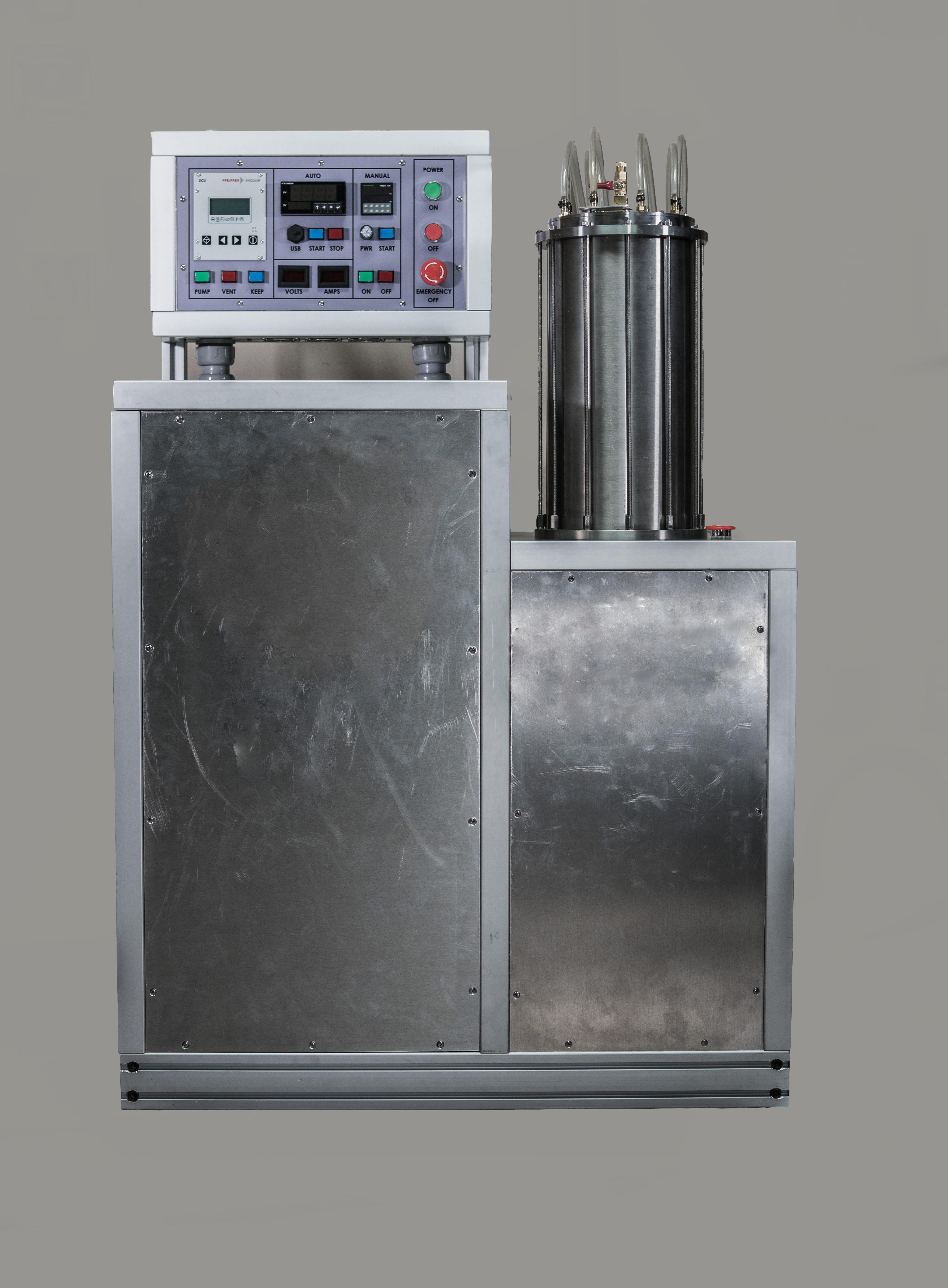 Ultra-high Temperature 2400C (4,350F) Rapid Heating Vacuum Furnace / Laboratory Oven