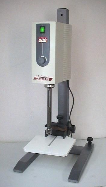 Kinematica Polytron PT MR 6100 Homogenizer with Stand
