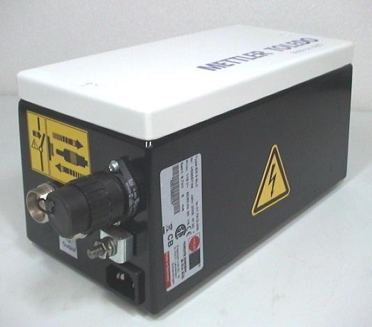 METTLER TOLEDO XP205 BALANCE with Deionizer
