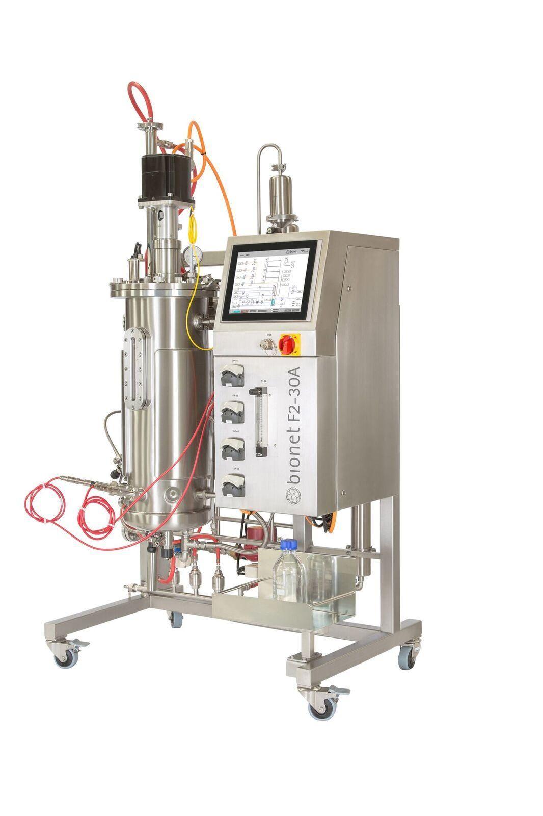 Fermenter Pilot SIP - 15-30 Litres, NEW From Bionet (Spain)