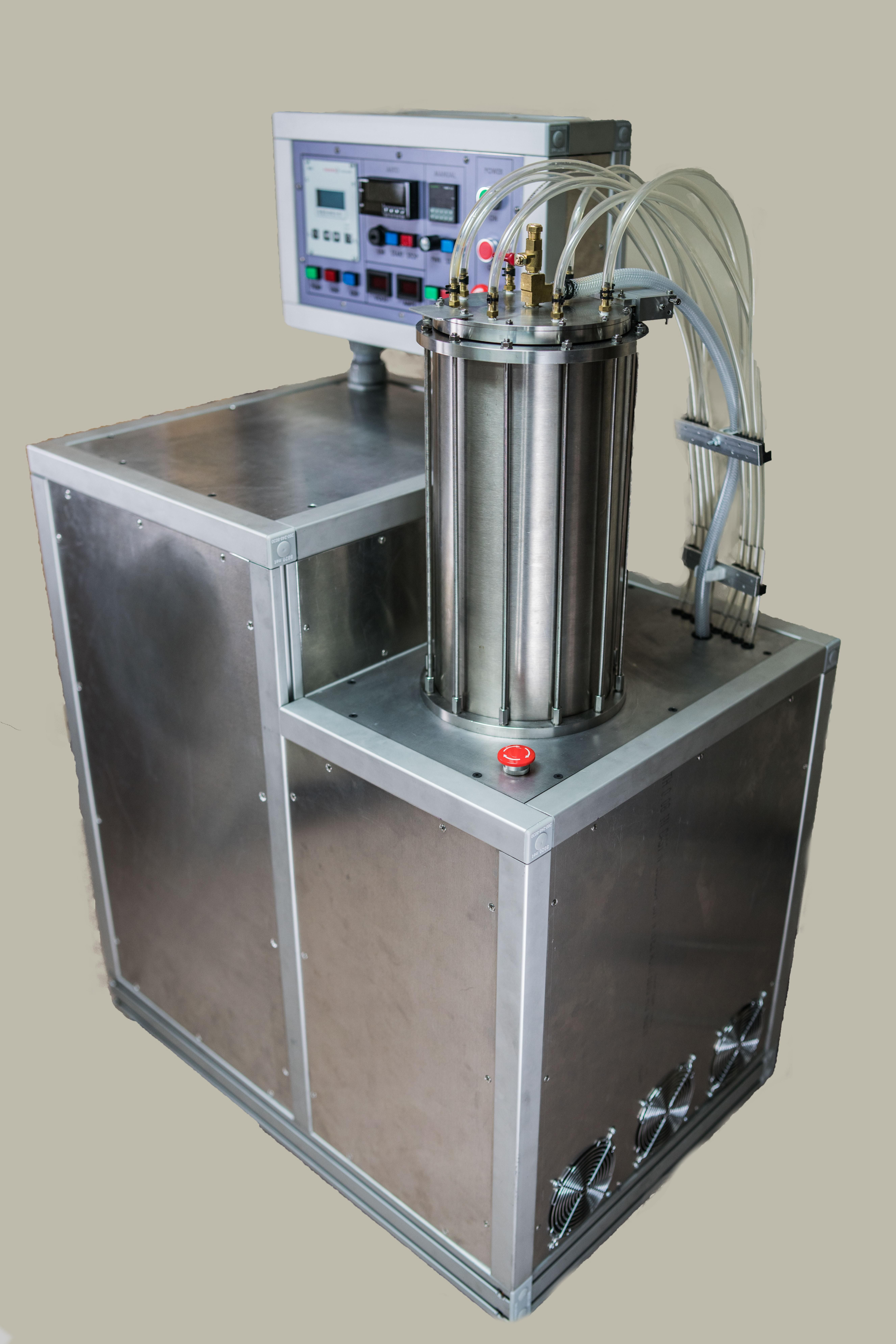 High Temperature 2000C (3,632F) Laboratory Vacuum Furnace with Fast Heating Graphite Environment