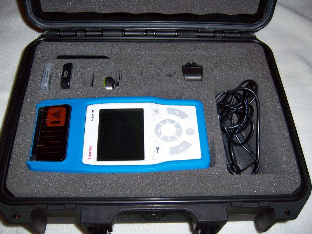 Thermo Scientific / Ahura TruScan RM Material Verification Analyzer