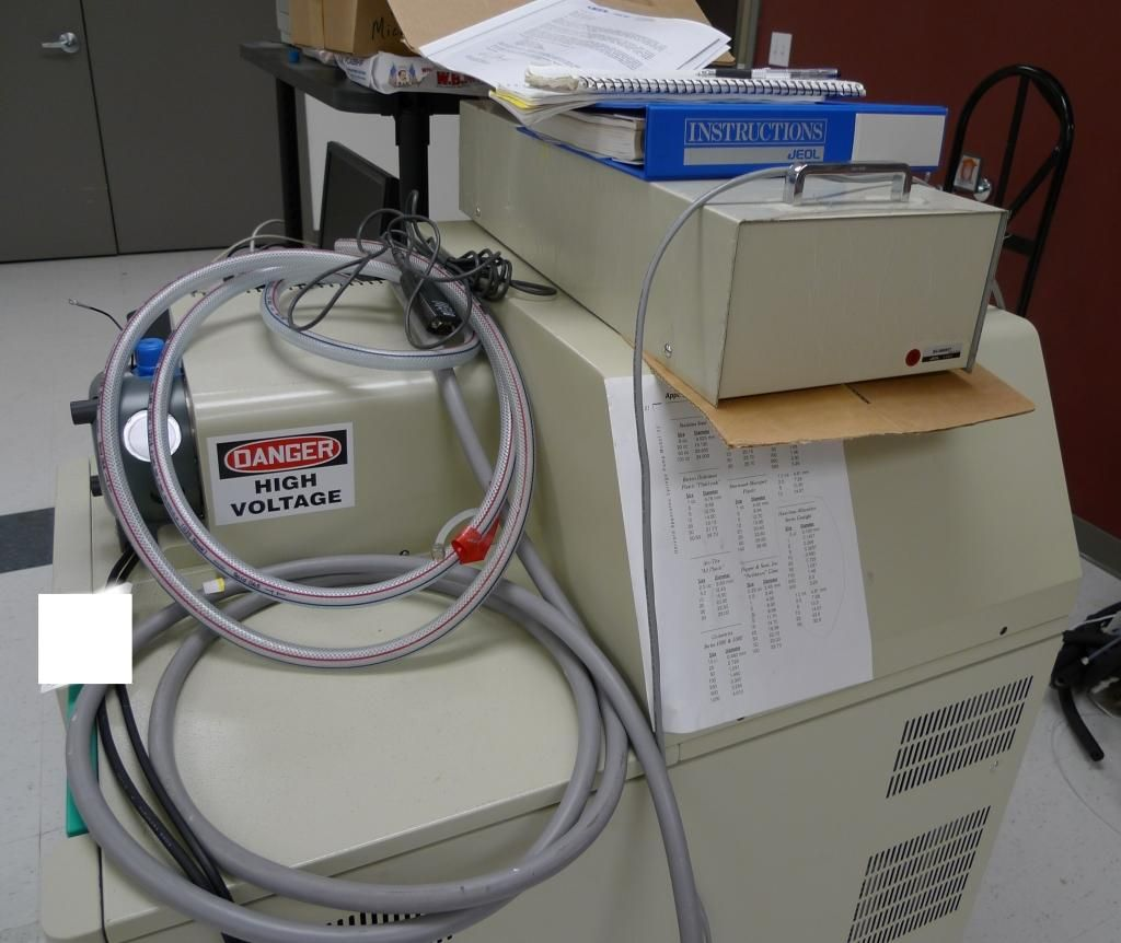 JEOL JMS-T100LC AccuTOF Mass Spectrometer