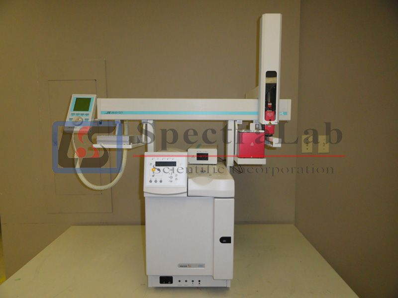 Refurbished Varian CP 3900 GC, FID installed,  with CTC Combi Pal headspace