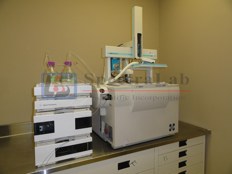 Agilent G1946D LC/MS with ESI, Ready to go