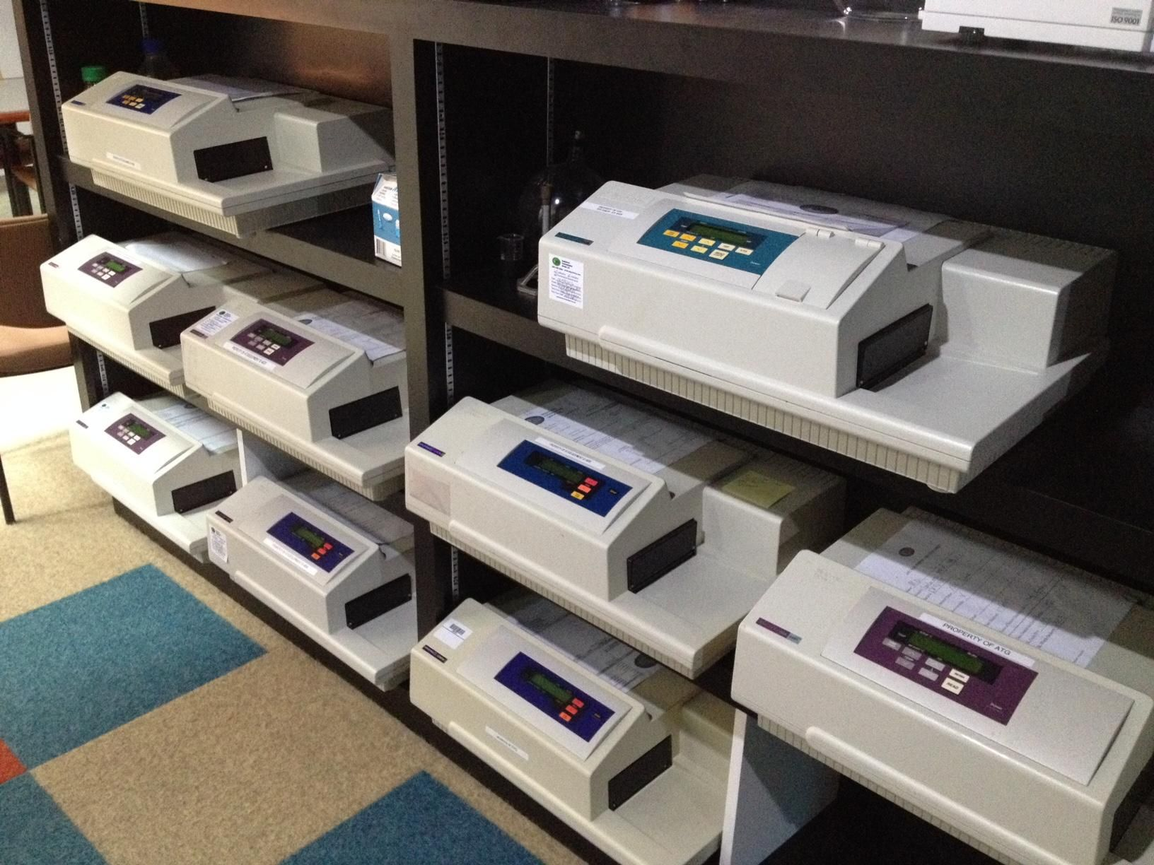 Fully Refurbished Molecular Devices Microplate Readers With One Year Warranty