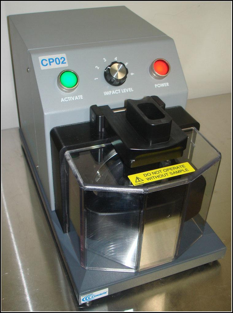 Corvaris CryoPREP CP02 Cryogenic Dry Pulverization w WARRANTY