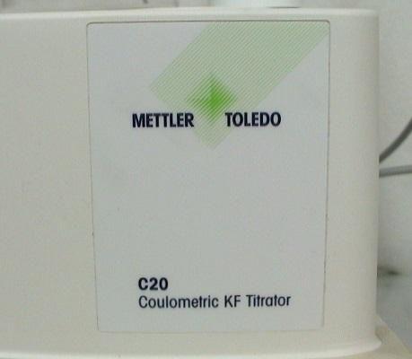 Mettler Toledo C20 Coulometric KF Titrator