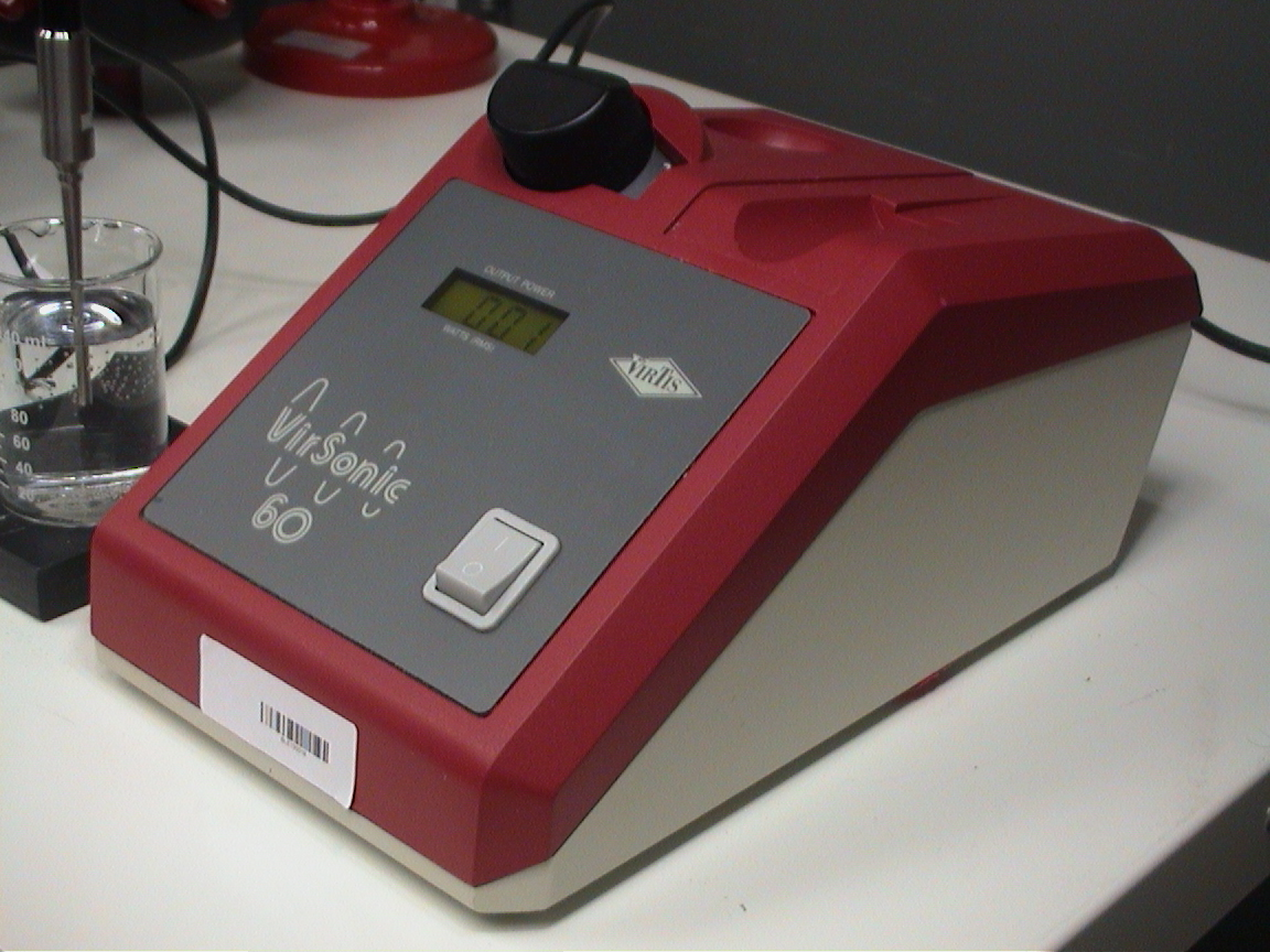 Virtis Virsonic 60 Ultrasonic Cell Disrupter