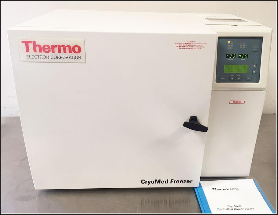 Thermo CryoMed Control Rate Freezer 7450 w WARRANTY