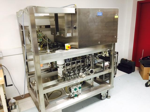 AKTA BioProcess One-Inch, Isocratic, Stainless Steel skid w/ One Year Warranty (or Service Contract)