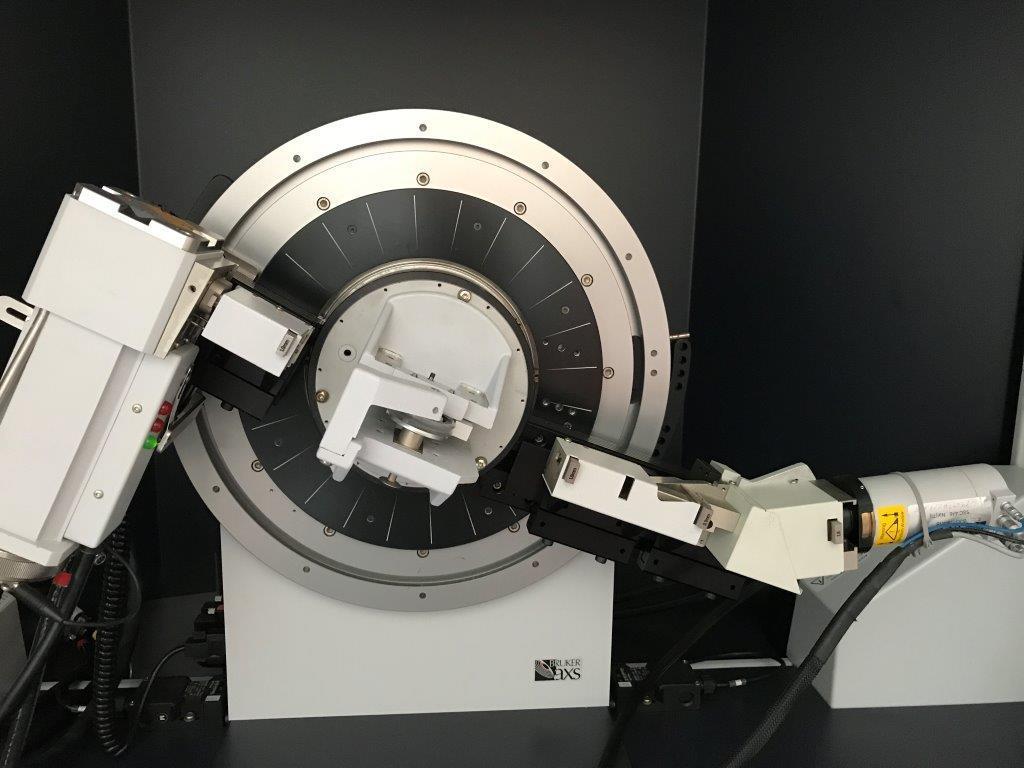 Bruker D8 Advance Series II X-ray Diffractometer (XRD)