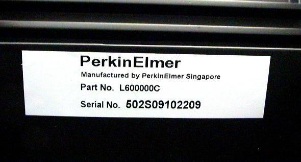 Perkin Elmer Lambda 35 UV-Visible Spectrometer