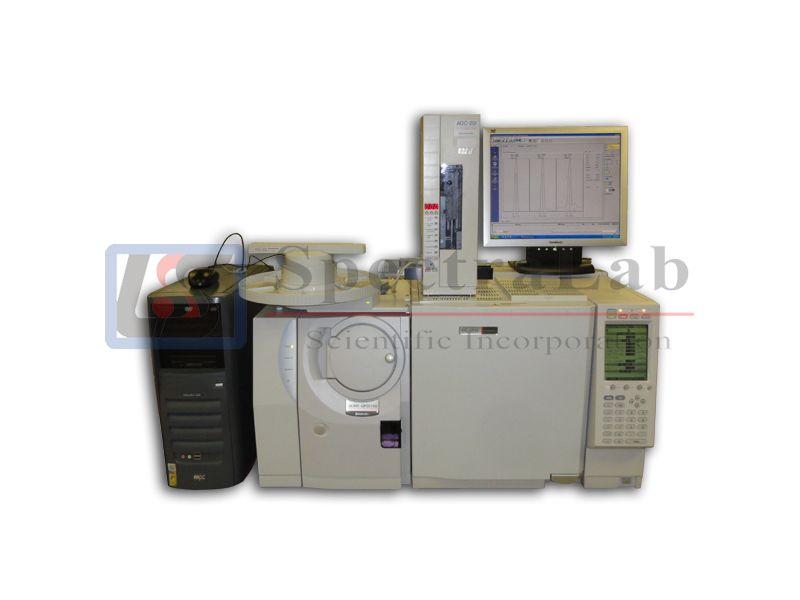 Shimadzu GC/MS System (GC-2010, QP-2010S, S/N  C703843000xx