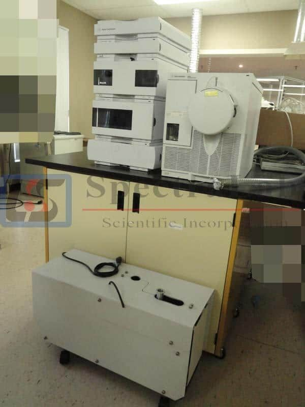 Agilent G6130A Quadrupole LC/MS with Agilent 1200 Series HPLC System