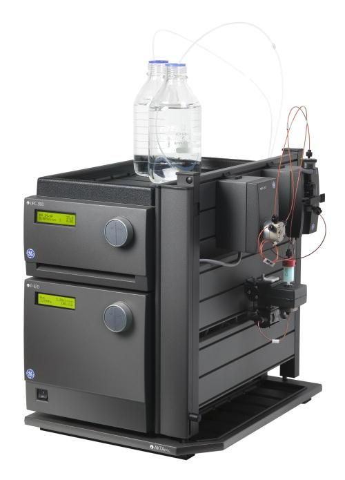 GE AKTA FPLC Purification System - Certified with Warranty