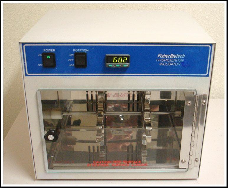 Fisher 500W Hybridization Incubator Oven Rotisserie w WARRANTY