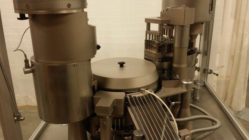 IMA Zanasi 40 Automatic Capsule Filler