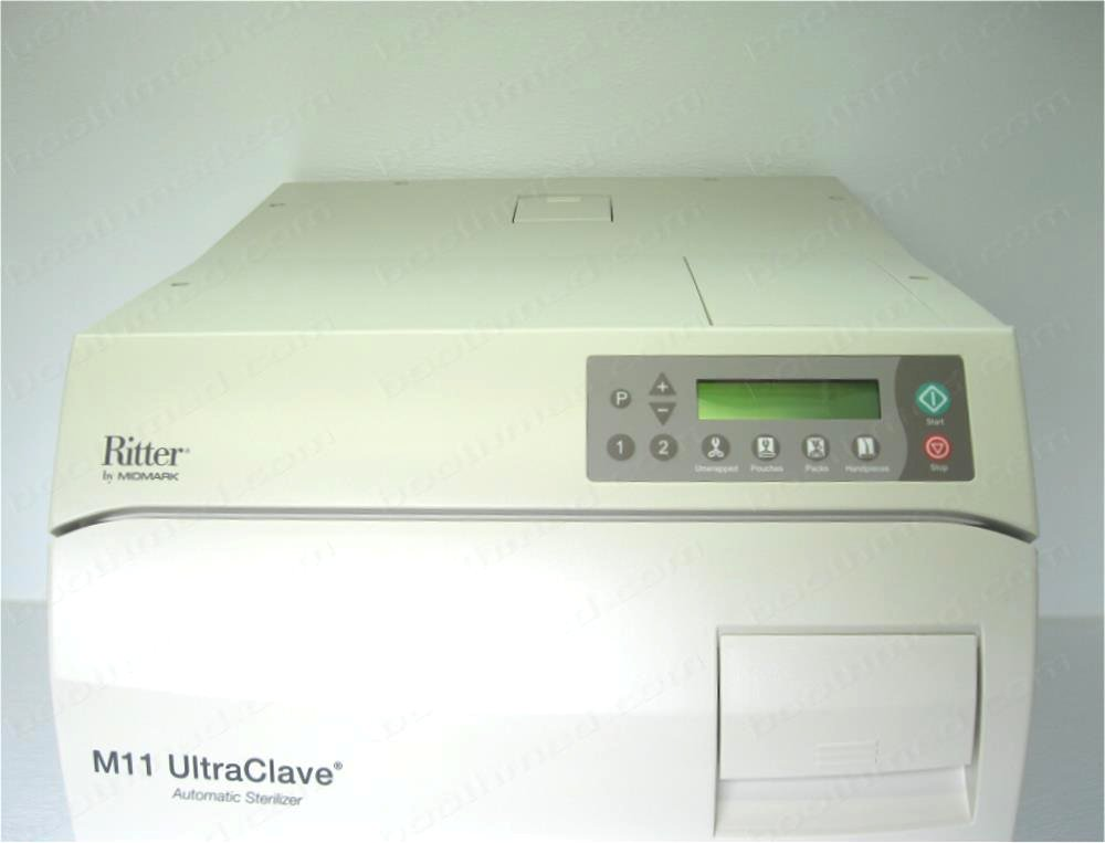 Midmark M11-022 Refurbished Autoclave Sterilizer - Boothmed
