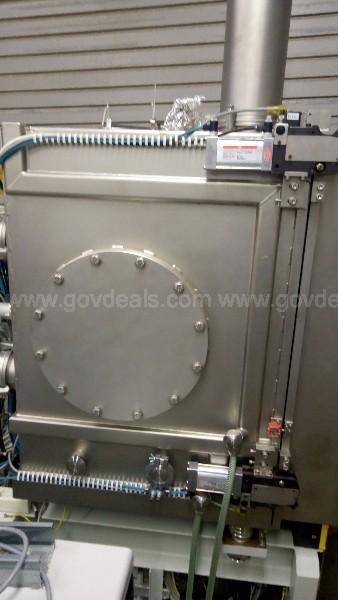 Large Format Deep X-Ray Lithography Scanner