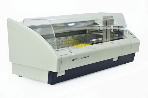 Leica ST5010 Autostainer XL, refurbished, 1 year warranty- Southeast Pathology Instrument Service