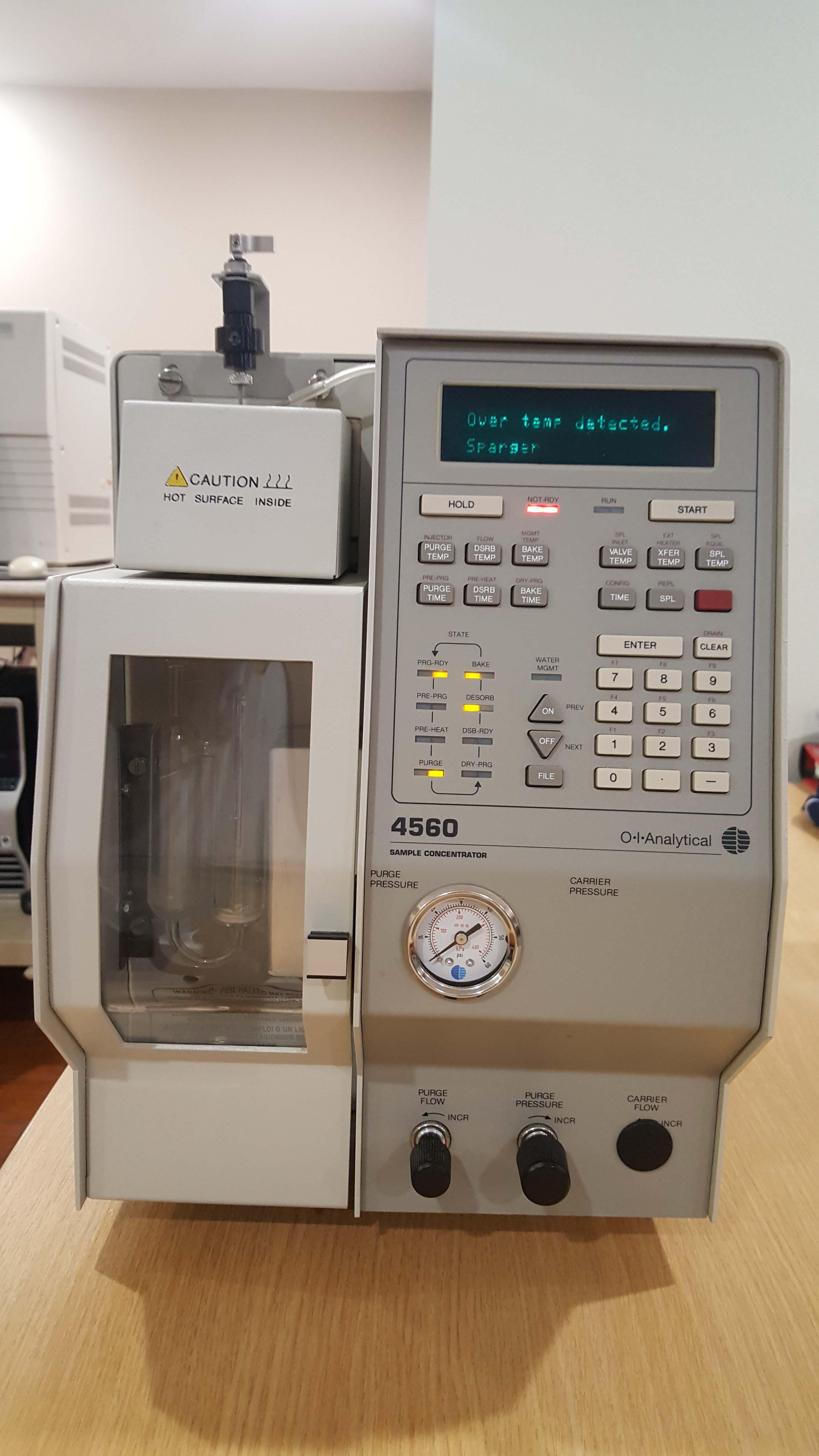 OI Analytical 4560 Sample Concentrator