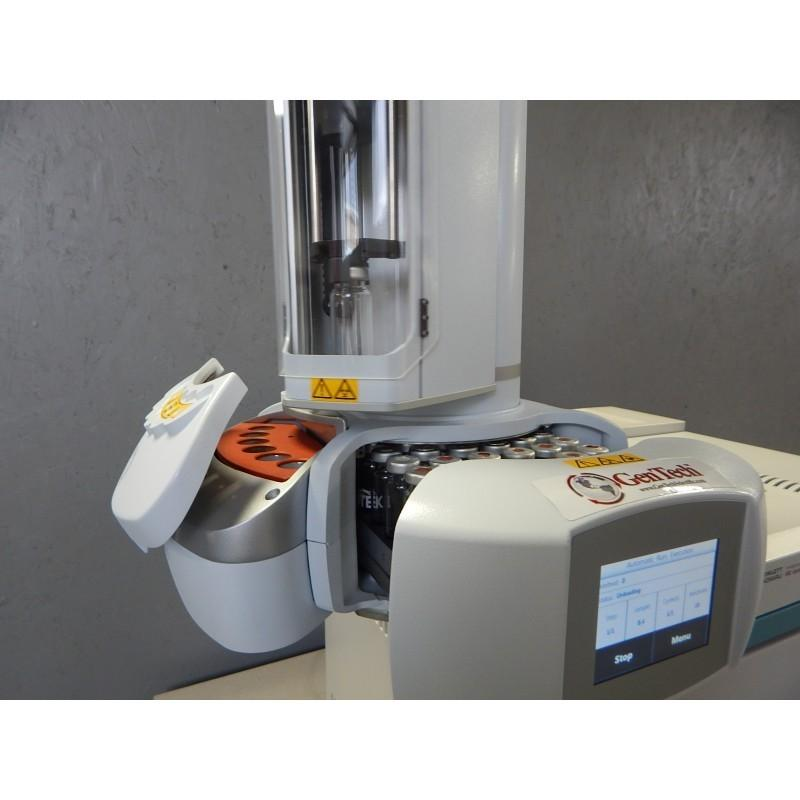Environmental Water Analysis GC/MS with Autosampler
