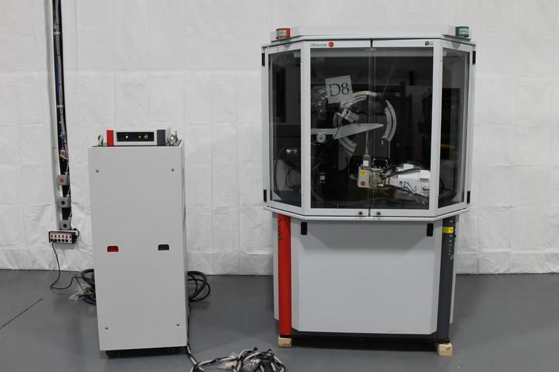 Bruker D8 DISCOVER Diffractometer X-Ray