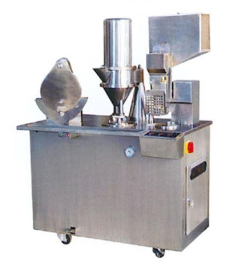 LFA Machines - SACF-25 Semi-Automatic Capsule Filler