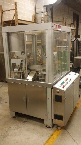 TES ZJT-1500 Automatic Capsule Filler - Size 00 - RECONDITIONED