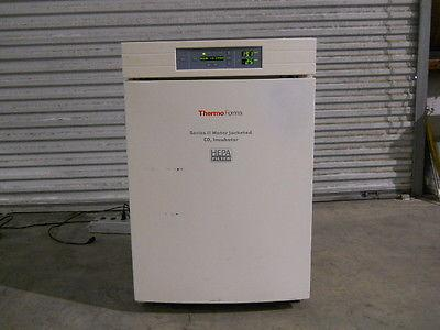 ThermoForma Series II CO2 Water Jacketed Incubator Model 3110 w/ HEPA Filter