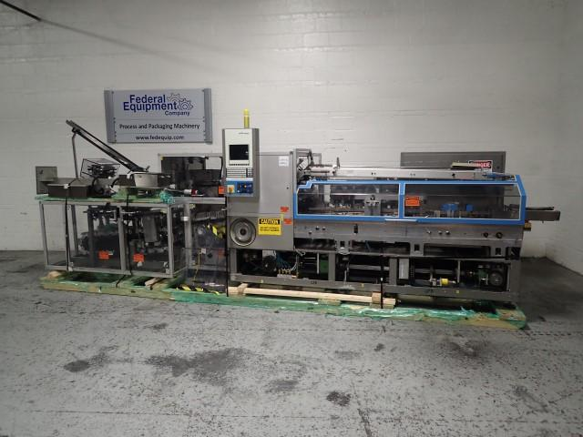 Uhlmann Horizontal Cartoner, Model C200