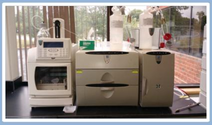 Dionex ICS-3000 Dual Pump Ion Chromatography System