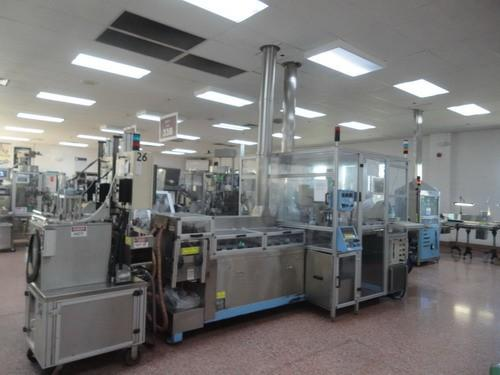 Clear Complete Packaging Lines Model M-017