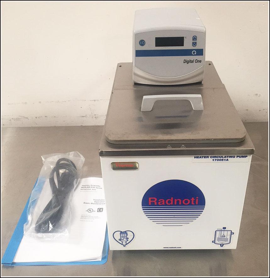 Heating Circulating Water Bath Neslab Thermo w WARRANTY