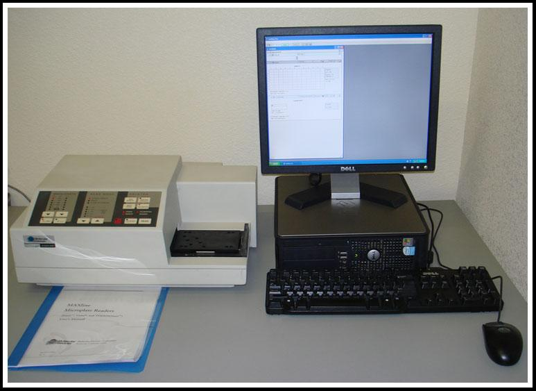 ThermoMax Microplate Reader COMPLETE w WARRANTY