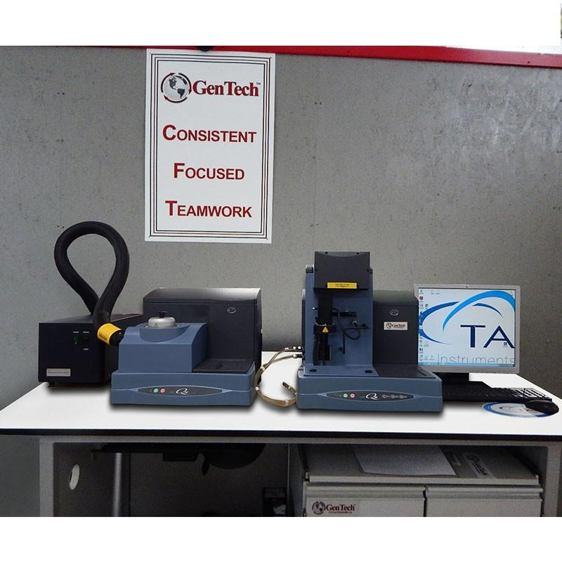 *DISCOUNTED PRICE* TA Instruments TGA Q50 with Q20 Differential Scanning Calorimeter