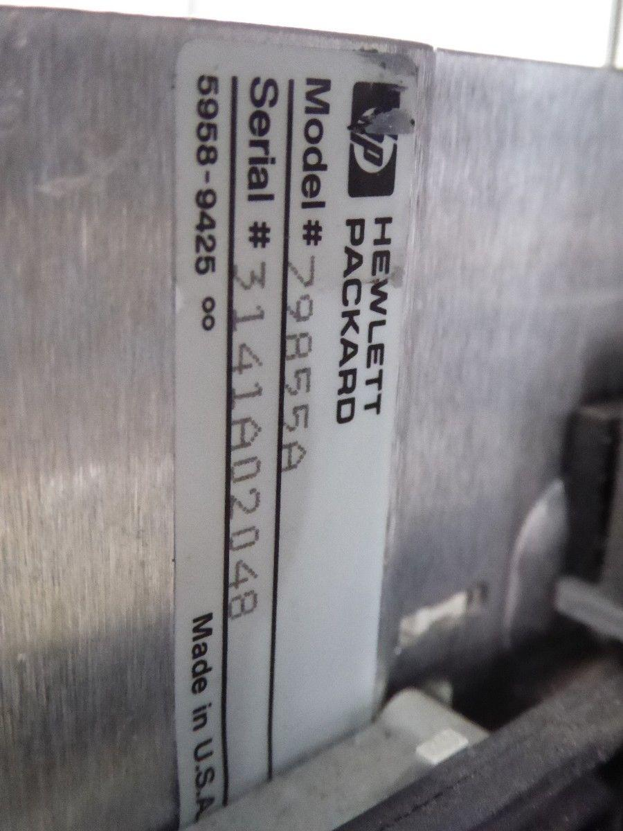 T150394 HP 1050 Series HPLC Autosampler 79855A w/ 79856A Module