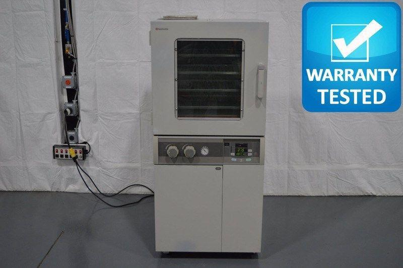Yamato DP43 Vacuum Oven 40C to 220C w/ Edwards RV8 Pump