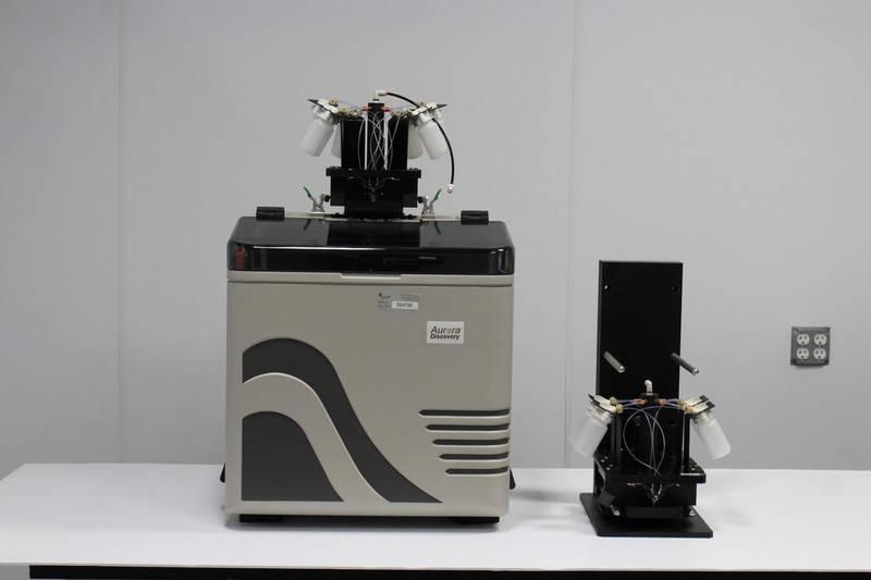 Aurora PicoRAPTR Picoliter Dispense Workstation Unit3