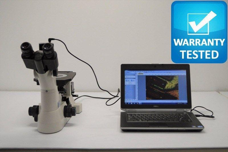 Nikon Eclipse MA100 Industrial Inverted Metallurgical Microscope