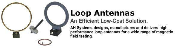 A.H. Systems SAS-560 Passive Loop Antenna