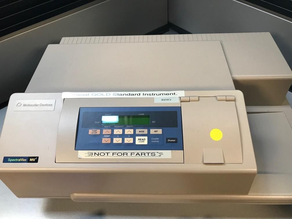 Molecular Devices SpectraMax M5e Microplate Reader with 90 Day Depot Warranty