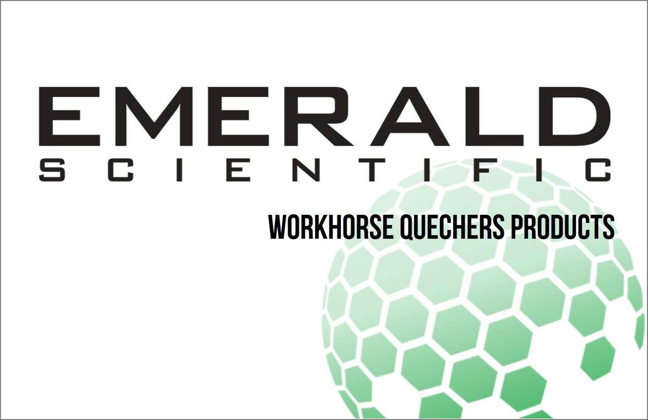 Workhorse QuEChERS - Unbuffered Extraction Salts