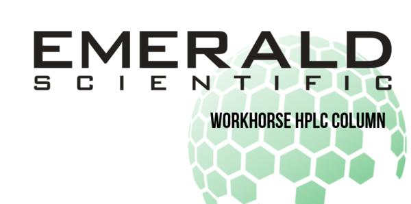 Workhorse HPLC Column for Cannabis Potency Analysis, 150mm x 4.6mm 5um