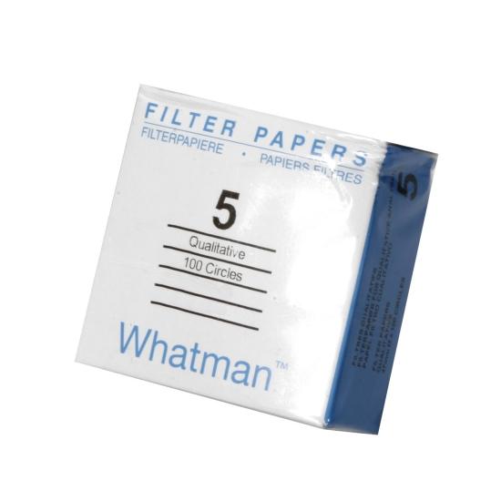 Whatman Filter Circles, 185mm Dia, Grade 5, 100/pk
