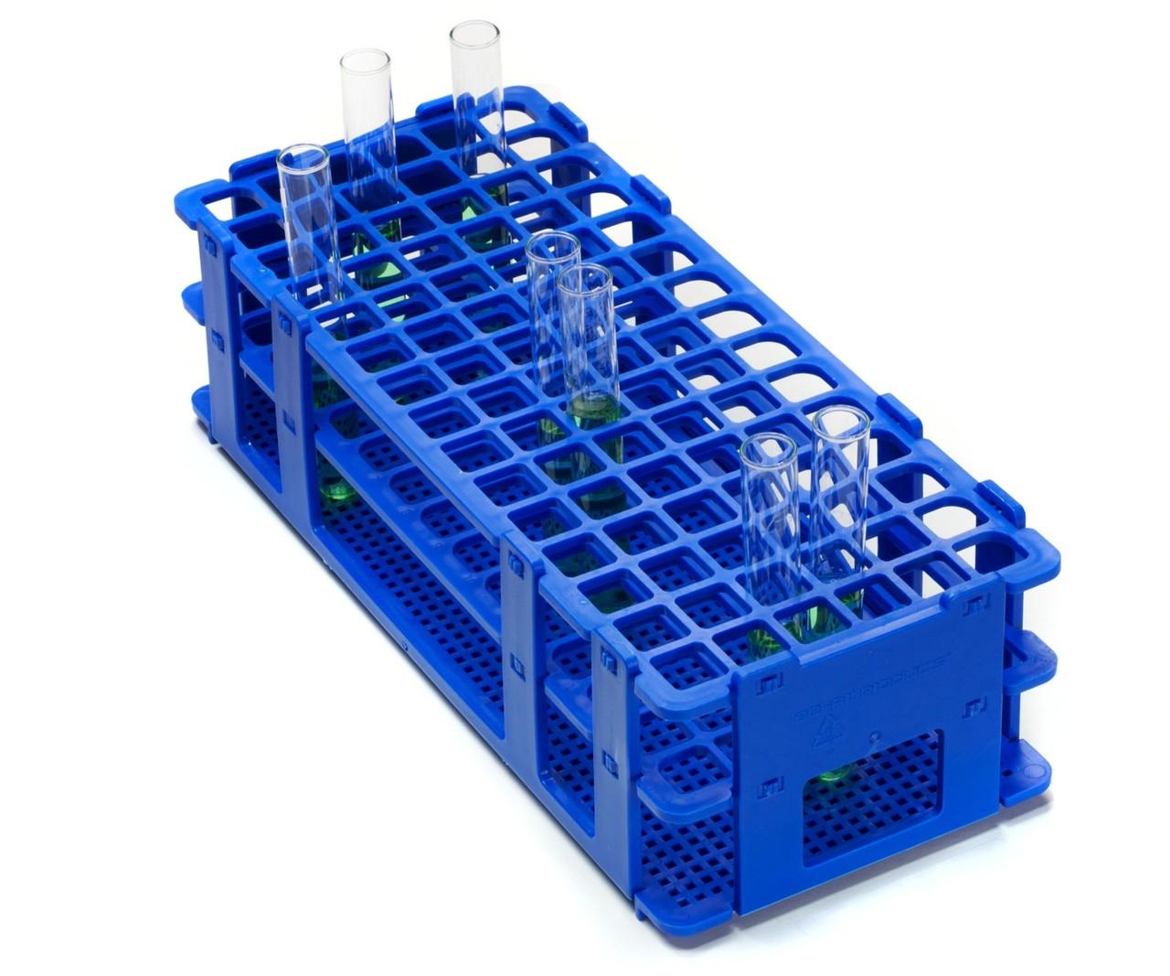 Test Tube Rack (10-13mm Tubes) 5-pk