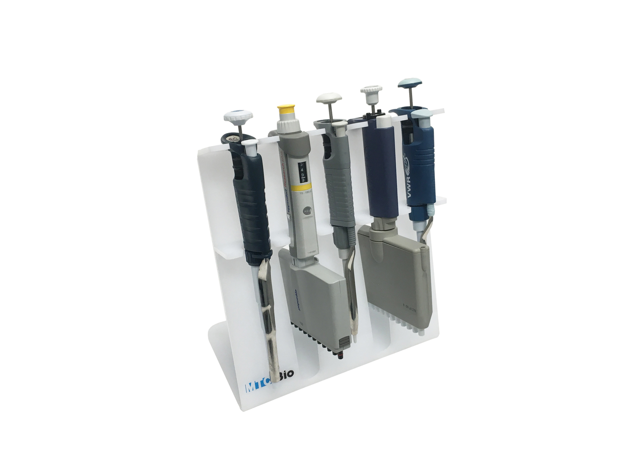 SureStand Pipette Rack, for 5 pipettes, up to two multi-channel